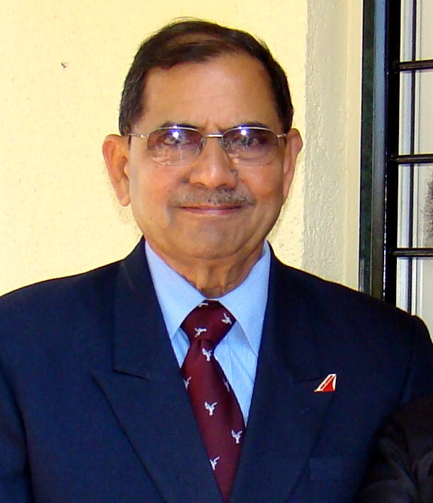 Capt. Anil A. Gadgil photo