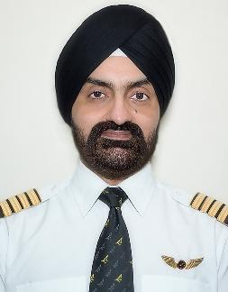 Capt. Khushwant Singh Matharu photo